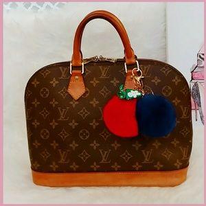 🌸authentic Louis Vuitton Alma Pm